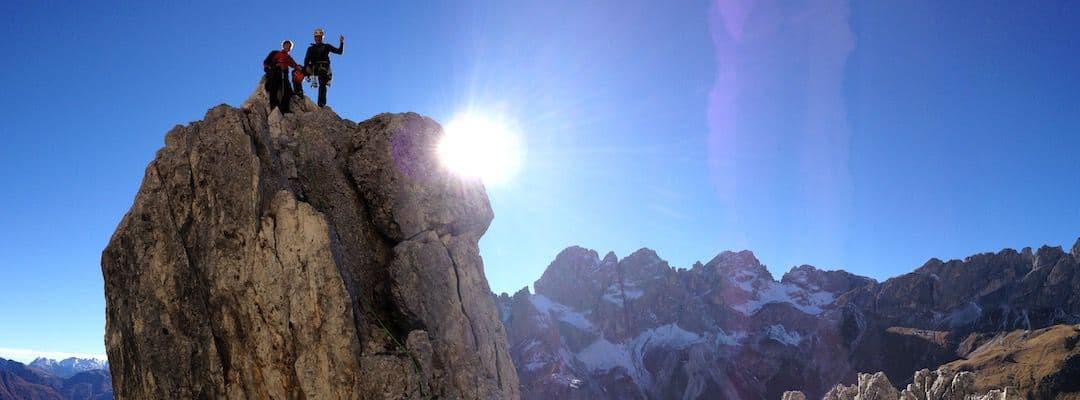 Punta del Rifugio - Larsec - Central Dolomites