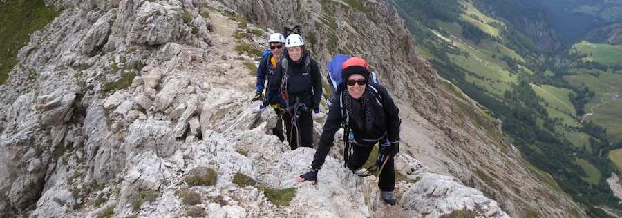 via ferrata maximiliansteig