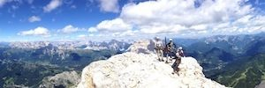 Via Ferrata Dolomites Civetta