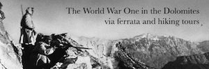 Via Ferrata Dolomites WW1 World War One / First World War