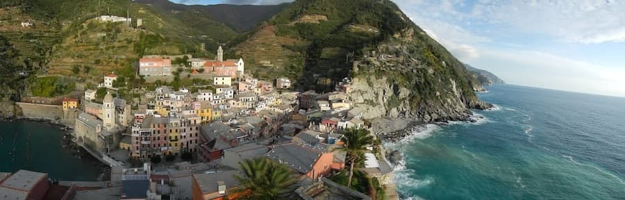 Hiking and Trekking in Cinque Terre 4