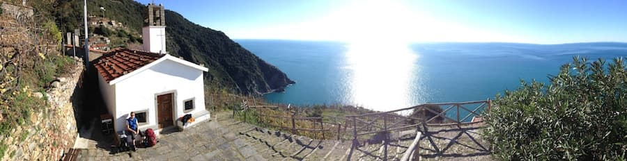 Hiking and Trekking in Cinque Terre 3