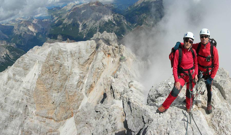 Via Ferrata Dolomites Cortina Bianchi