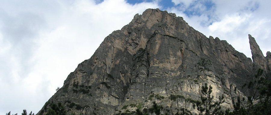Via Ferrata Dolomites Cortina Bovero