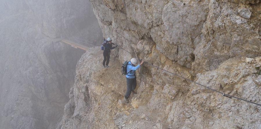 Via Ferrata Dolomites Cortina Kaisejaeger