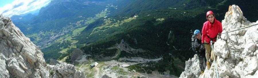 Via Ferrata Dolomites Cortina Olivieri