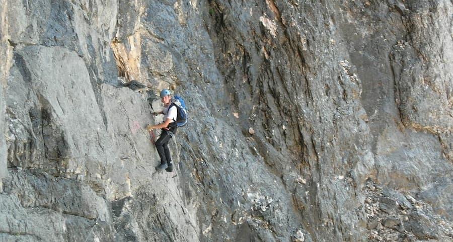 Via Ferrata Dolomites Civetta 8
