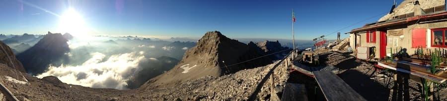 Via Ferrata Dolomites Civetta 9