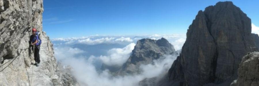 Via delle Bocchette: Brenta Dolomites 1