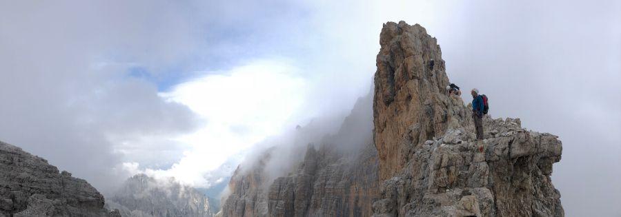 Via delle Bocchette: Brenta Dolomites 2