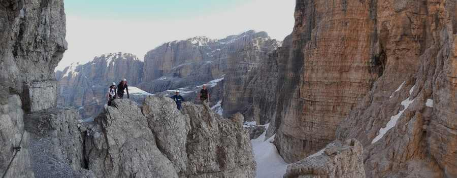 Via delle Bocchette: Brenta Dolomites 4