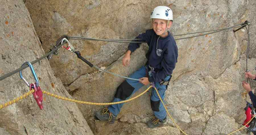 Via Ferrata Dolomites Family Holiday 1