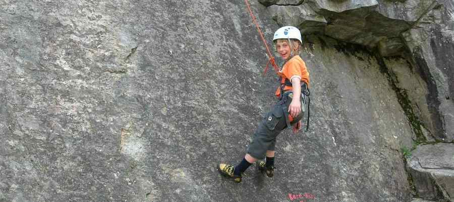 Via Ferrata Dolomites Family Holiday 13