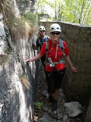 Via Ferrata Dolomites WW1 one day 5