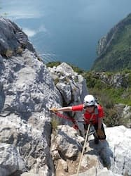 Via Ferrata Dolomites WW1 one day 3