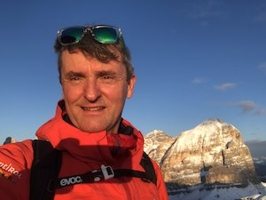 Roberto iacopelli mountain guide