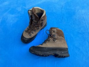 Via Ferrata heavy boots