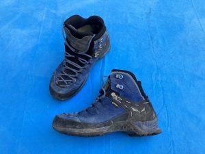 Via Ferrata light boots