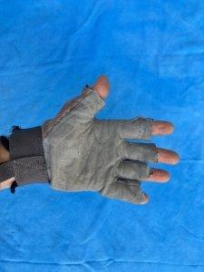 Via Ferrata glove large