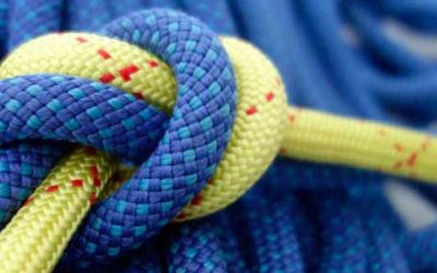 How to do tie climbing knots