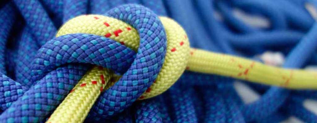 How to do tie climbing knots
