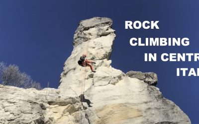 Climbing holidays in Italy for beginners