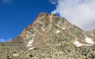 A new climbing route